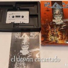 Videojogos e Consolas: RAM. ANTIGUO JUEGO MSX. Lote 294440118