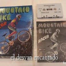 Videojogos e Consolas: MOUNTAIN BIKE RACER. ANTIGUO JUEGO MSX. Lote 294440413