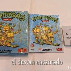 Videojogos e Consolas: TORTUGAS NINJA. ANTIGUO JUEGO MSX. Lote 294440523