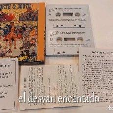 Videojogos e Consolas: NORTH & SOUTH. ANTIGUO JUEGO MSX. Lote 294440688