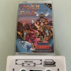 Videojuegos y Consolas: MSX - POWER MAGIC (ZIGURAT) - IMPECABLE. Lote 295033658