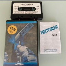 Videojuegos y Consolas: MSX - PASTFINDER (ACTIVISION) - COMPLETO/ IMPECABLE. Lote 295411968