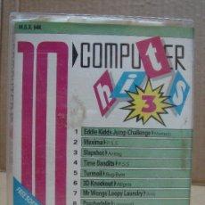 Videojuegos y Consolas: 10 COMPUTER HITS 3 MSX 1985 ¡¡ COMPLETO ¡¡. Lote 24469903