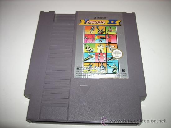 Juego Nintendo Nes De Las Olimpiadas Comprar Videojuegos Y
