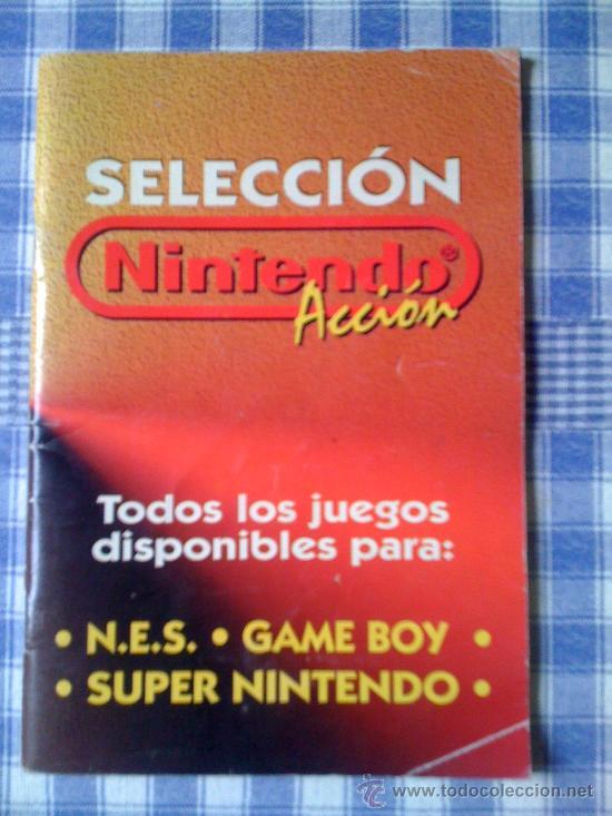 Seleccion Nintendo Accion Catalogo Todos Los J Comprar