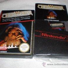 Videojuegos y Consolas: THE CHESSMASTER PARA NINTENDO NES NUEVO A ESTRENAR VERSION PAL COMPLETO. PAL B. Lote 143518509