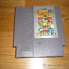 Videojuegos y Consolas: NINTENDO NES JUEGO TRACK&FIELD II. Lote 36661216