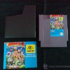 Videojuegos y Consolas: ADVENTURE ISLAND II PARA NINTENDO NES PAL . Lote 36903998