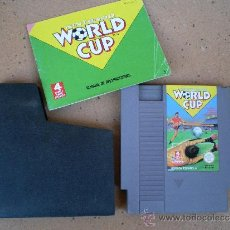 Videojuegos y Consolas: JUEGO WORLD CUP NINTENDO NES. Lote 51599230