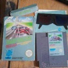 Videojuegos y Consolas: JUEGO NINTENDO NES RAD RACER . Lote 38142654