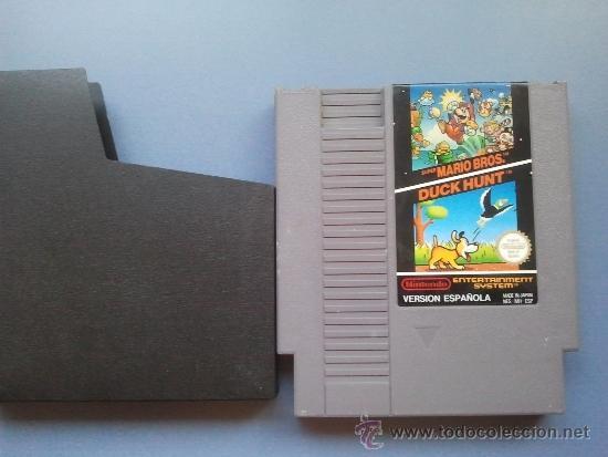 JUEGO NINTENDO NES MARIO BROS (Juguetes - Videojuegos y Consolas - Nintendo - Nes)
