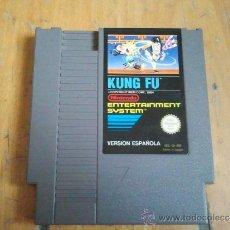 Videojuegos y Consolas: JUEGO NINTENDO NES KUNG FU. Lote 39109643