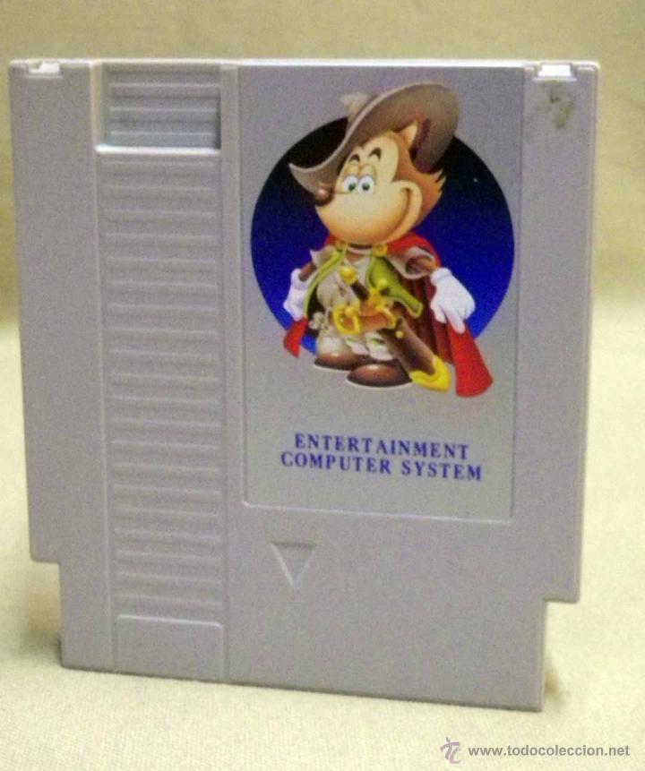 Videojuegos y Consolas: VIDEO JUEGO, PARA CONSOLA NINTENDO NES, WORD CUP SOCCER, FUTBOL, ENTERTAINMENT COMPUTER SYSTEM - Foto 3 - 39947070