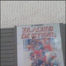Videojuegos y Consolas: JUEGO VIDEOCONSOLA BLADES OF STEEL NINTENDO NES (SOLO CARTUCHO). Lote 37721146