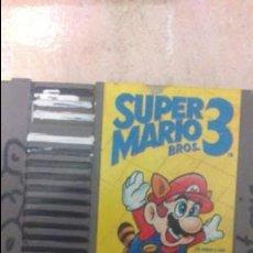 Videojuegos y Consolas: SOLO CARTUCHO SUPER MARIO BROS 3 NINTENDO NES VER DESCRIPCION. Lote 38278521
