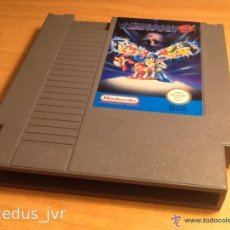 Videojuegos y Consolas: MEGAMAN 3 III JUEGO PARA LA NINTENDO NES PAL 8 BITS EN MUY BUEN ESTADO. Lote 34614133