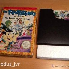 Videojuegos y Consolas: LOS PICAPIEDRA THE FLINTSTONES JUEGO PARA NINTENDO NES PAL CON CAJA VERSIÓN ESPAÑOLA. Lote 43024370
