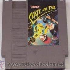 Videojuegos y Consolas: SKATE OR DIE. Lote 43110324