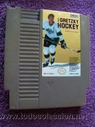 GRETZKY HOCKEY - NES (Juguetes - Videojuegos y Consolas - Nintendo - Nes)