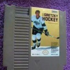 Videojuegos y Consolas: GRETZKY HOCKEY - NES. Lote 43110985