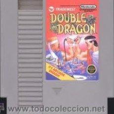 Videojuegos y Consolas: DOUBLE DRAGON - NES. Lote 43111160