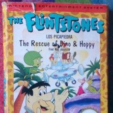 Videojuegos y Consolas: NINTENDO NES JUEGO THE FLINTSTONES. Lote 43165245