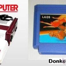 Videojuegos y Consolas: DONKEY KONG 3 (NINTENDO) [FAMICOM]. Lote 43165952