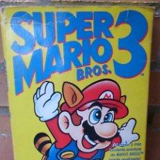 Videojuegos y Consolas: NINTENDO NES JUEGO SUPER MARIO 3 VERSIÓN ESPAÑOLA. Lote 43386328