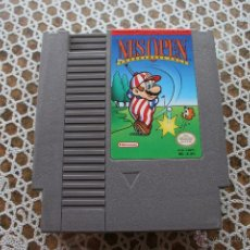 Videojuegos y Consolas: NES OPEN TOURNAMENT GOLF NINTENDO NES USA. Lote 43599545