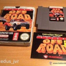 Videojuegos y Consolas: SUPER OFF ROAD PARA NINTENDO NES PAL COMPLETO OFFROAD. Lote 28537608