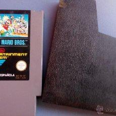 Videojuegos y Consolas: JUEGO PARA LA NINTENDO NES SUPER MARIO BROS . Lote 46059771