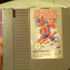 Videojuegos y Consolas: JUEGO NES BLADES OF STEEL. Lote 47099740