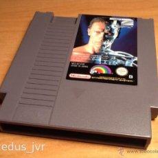 Videojuegos y Consolas: TERMINATOR 2 T2 THE JUDGMENT DAY JUEGO PARA NINTENDO NES PAL ESP ESPAÑA EN BUEN ESTADO. Lote 47144716