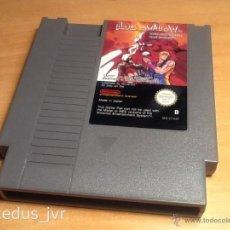 Jeux Vidéo et Consoles: BLUE SHADOW OF THE NINJA JUEGO PARA NINTENDO NES PAL ESP ESPAÑA VERSIÓN ESPAÑOLA BUEN ESTADO. Lote 47260215