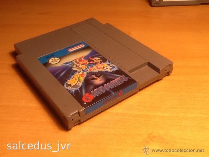 Videojuegos y Consolas: Megaman 3 Mega Man III juego para Nintendo NES PAL ESP ESpaña Versión Española Buen Estado - Foto 3 - 86240943
