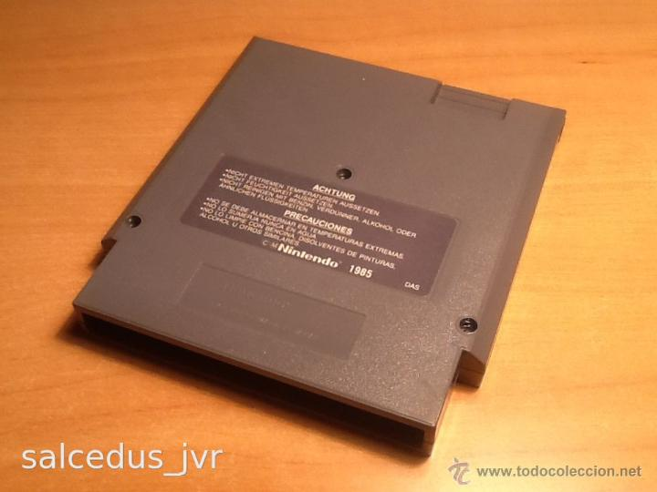 Videojuegos y Consolas: Megaman 3 Mega Man III juego para Nintendo NES PAL ESP ESpaña Versión Española Buen Estado - Foto 4 - 86240943