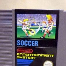 Videojuegos y Consolas: VIDEOJUEGO SOCCER, NINTENDO NES, 1985. Lote 47393372