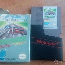 Videojuegos y Consolas: JUEGO NINTENDO NES RAC RACER . Lote 47412308