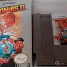 Videojuegos y Consolas: JUEGO PARA LA NINTENDO NES EN CAJA THE GOONIES II. Lote 48420659