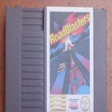 Videojuegos y Consolas: JUEGO NINTENDO NES ROADBLASTERS. Lote 48596625