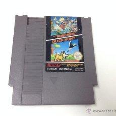 Videojuegos y Consolas: SUPER MARIO BROS + DUCK HUNT. Lote 48891559