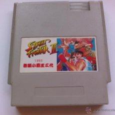 Videojuegos y Consolas: JUEGO PARA NINTENDO NES STREET FIGHTER 3. Lote 49731723