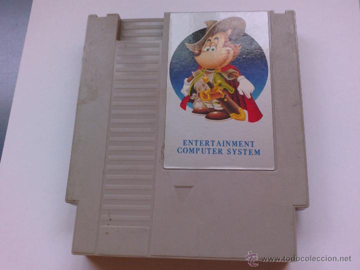 Videojuegos y Consolas: juego para nintendo nes street fighter 3 - Foto 3 - 49731723