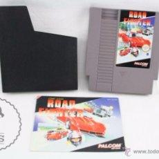 Videojuegos y Consolas: JUEGO DE VIDEOCONSOLA PARA NINTENDO / NES - ROAD FIGHTER - MANUAL Y FUNDA - ESPAÑA. Lote 51595522