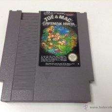 Videojuegos y Consolas: JOE & MAC CAVEMAN NINJA. Lote 51770564