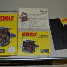 Videojuegos y Consolas: JUEGO NES WEREWOLF. Lote 52122246