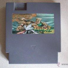 Videojuegos y Consolas: STREET FIGHTER II THE WORLD WARRIOR NES . CLÓNICO 8 BITS NINTENDO CLÓNICA 2 3 1992. Lote 52290800