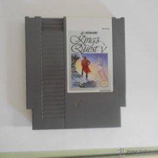 Videojuegos y Consolas: JUEGO NINTENDO NES KING'S QUEST V - NES-BQ-USA LEER DESCRIPCION. Lote 52453131