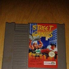 Videojuegos y Consolas: JUEGO NINTENDO NES STREET GANGS. Lote 222659142