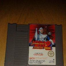 Videojuegos y Consolas: JUEGO NINTENDO NES MEGA MAN 2. Lote 57831522